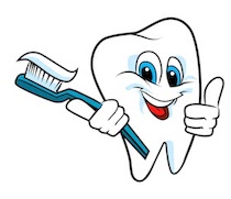 Brushing Teeth Clipart