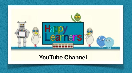 Happy Learners YouTube Channel