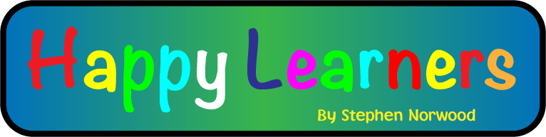 Happy Learners Banner