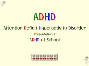ADHD at school and college