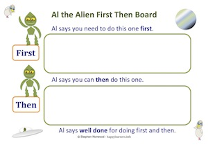 Al the Alien First Then Board