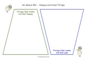 Happy and Sad Things