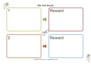 First Task Board