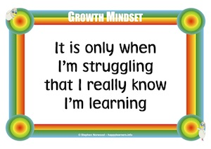 Growth Mindset Scale